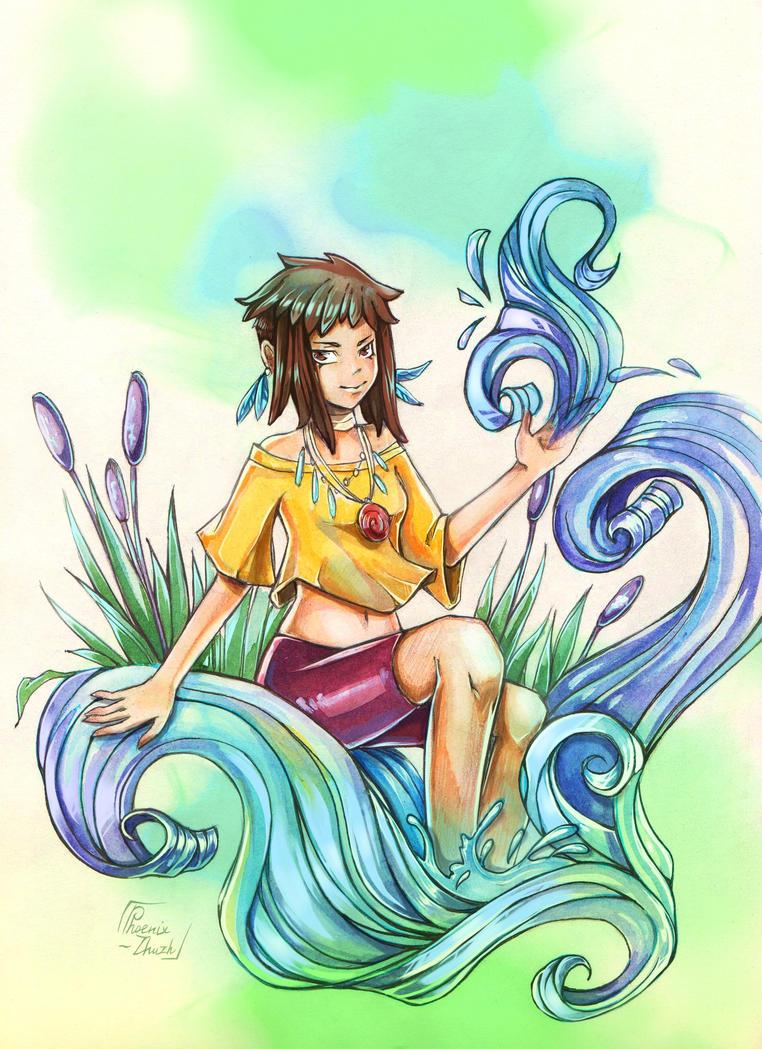 Ari by Phoenix-zhuzh