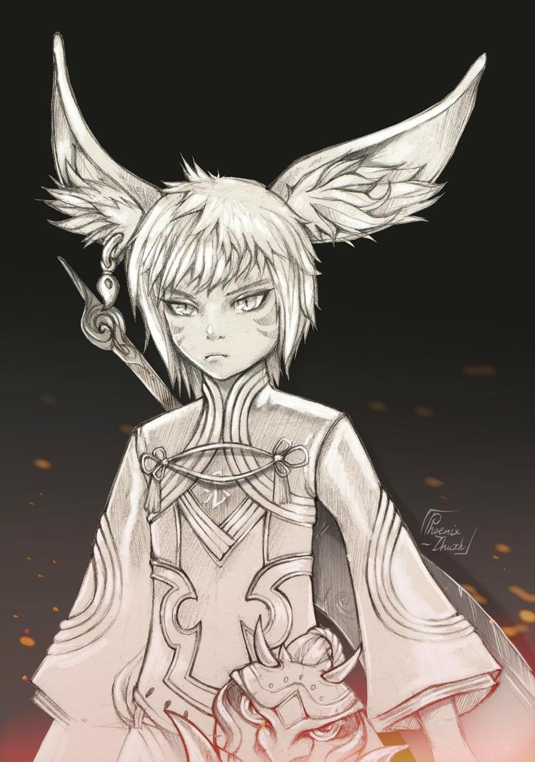 Tomo by Phoenix-zhuzh
