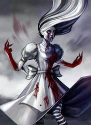 Hysteria by Phoenix-zhuzh