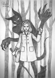 Chilling Adventures of Sabrina. Chapter One. by Phoenix-zhuzh