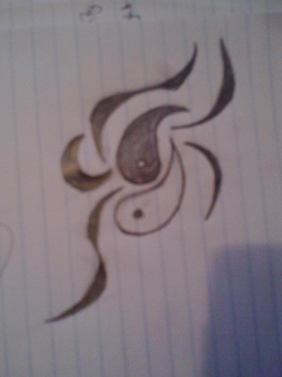 yang tattoo design by purple lion tiger me designs interfaces tattoo ...