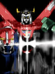Ready to form Voltron