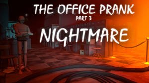 [Portal2 Map] The Office Prank - Part 3: Nightmare by BenGrunder