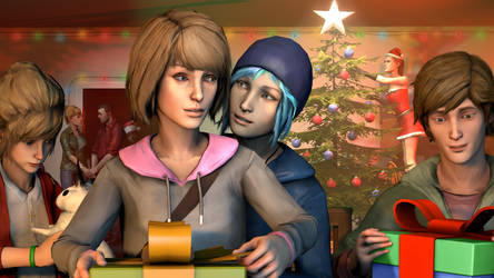Christmas at Chloe's by BenGrunder