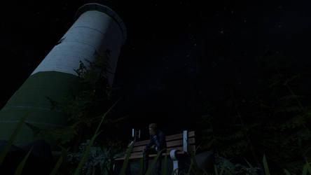 [LiS] Under the Stars by BenGrunder