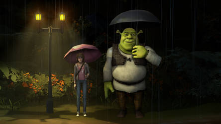 [Life is Strange] My Neighbor Shrek