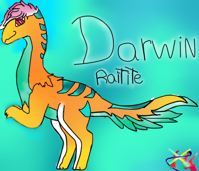 Darwin Raitite Open Species by Eromanx898