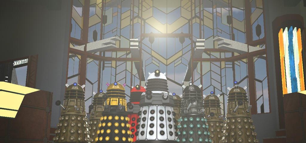 http://nestiebot.deviantart.com/art/the-Daleks-United-565358274