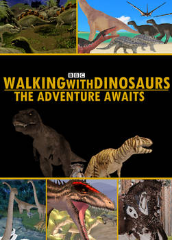 Walking with Dinosaurs The Adventure Awaits