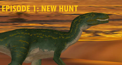 New Hunt Title Card