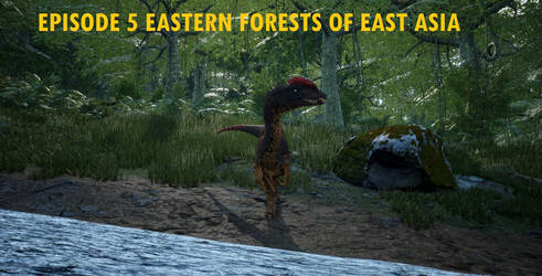 Eastern Forests of East Asia Title Card