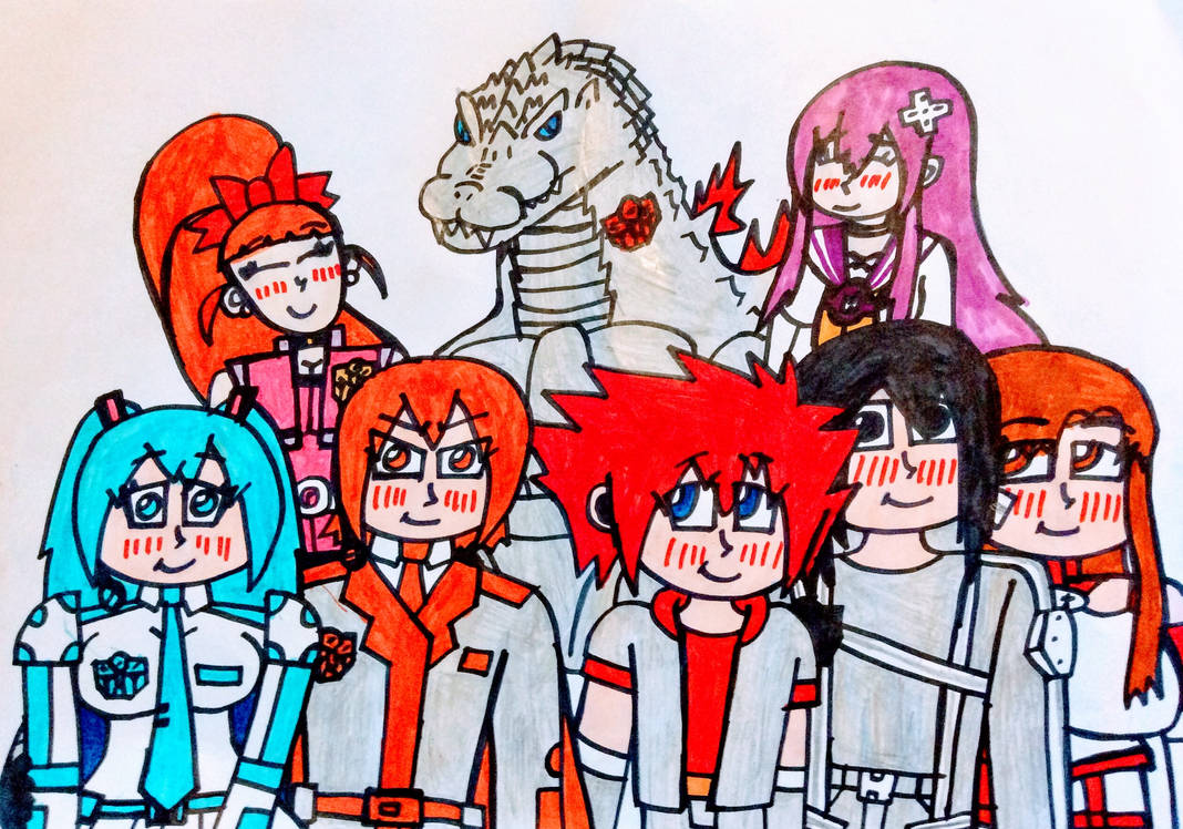 Anime Force Squadron Group