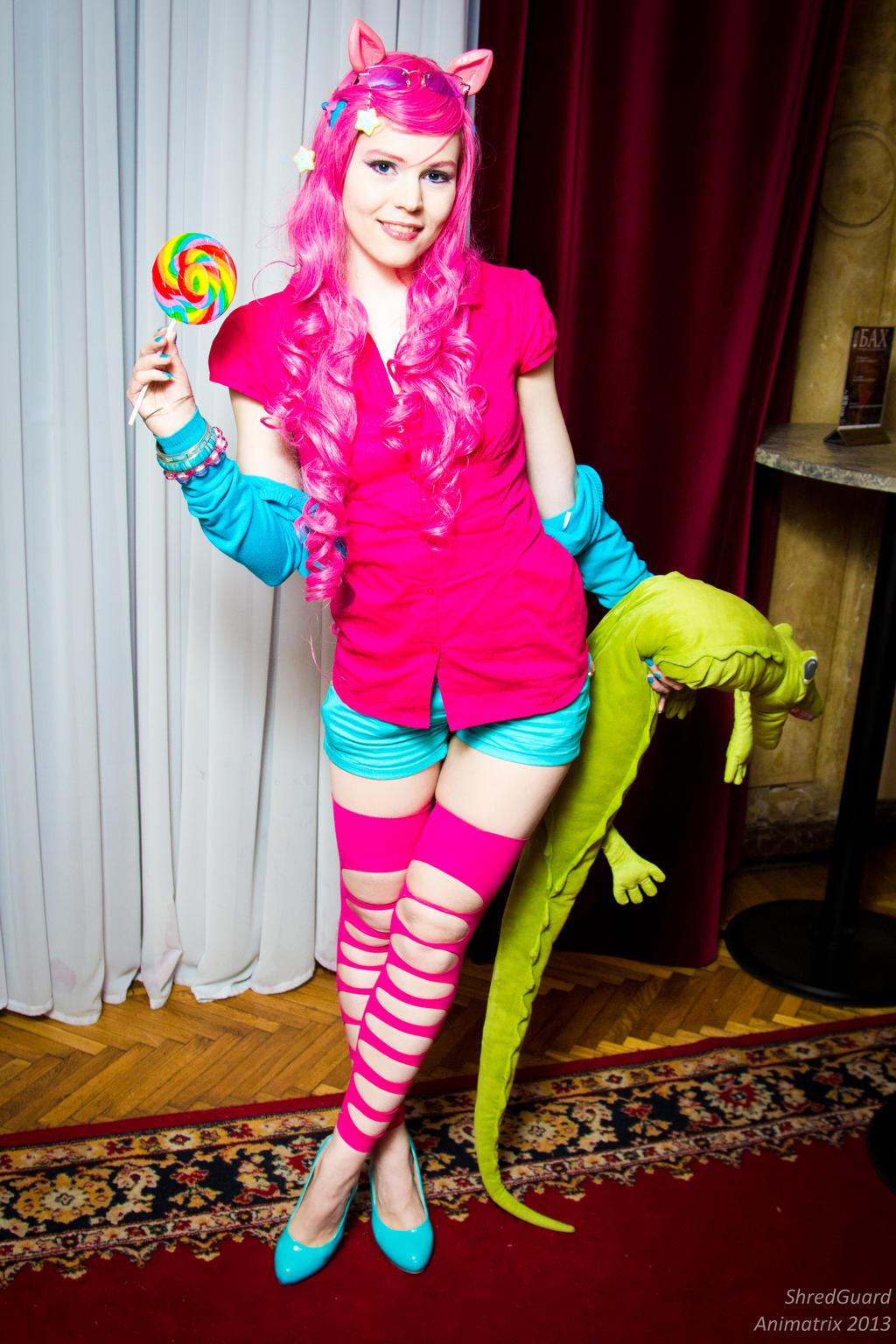Pinkie Pie by ShredGuard