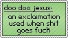 Doo Doo Jesus by stuck-in-suburbia