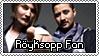 Royksopp Fan Stamp by stuck-in-suburbia
