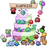 Peeny's Birthday Party by stuck-in-suburbia