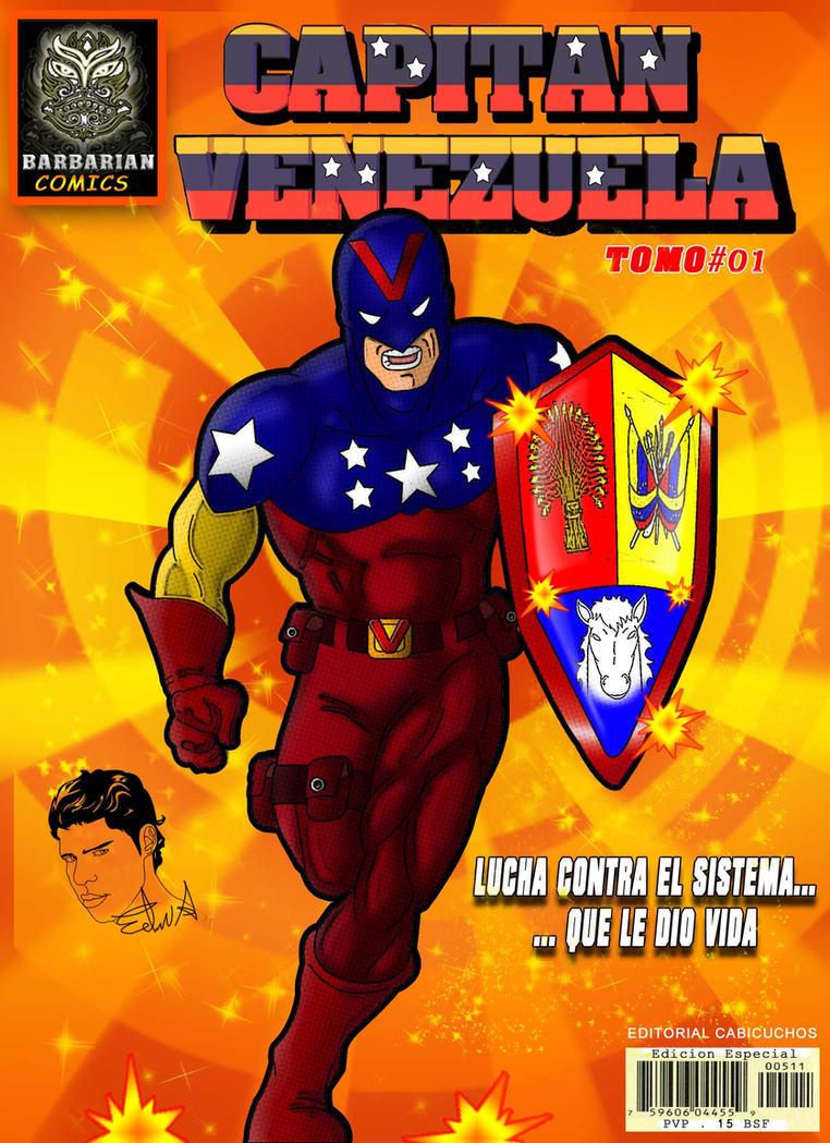 Captain Venezuela by edwinj22
