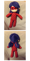 Ladybug Doll - Pattern/Tutorial
