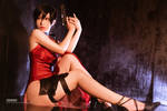 Resident Evil 2 Ada Wang