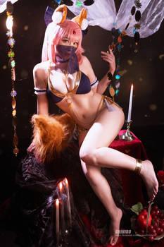Fate / Extella Tamamo No Mae Dancer ver.