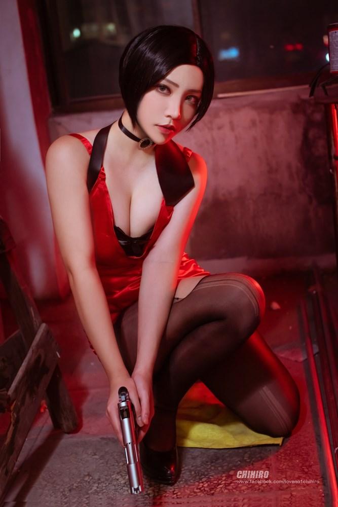 Biohazard Ada Wong