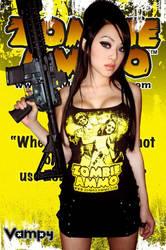 Zombie Ammo Vampy by VampBeauty