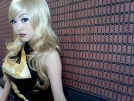 Ms Marvel Unmasked by VampBeauty