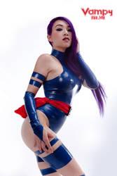Psylocke Cosplay Xmen by VampBeauty