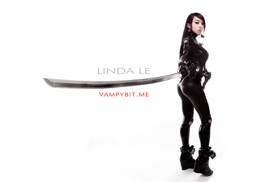 Gantz Battle Sword by VampBeauty