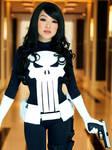 Bishoujo Lady Punisher Cosplay