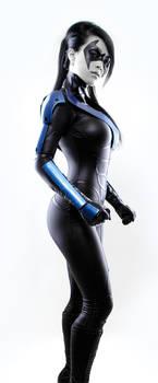 Nightwing Stance