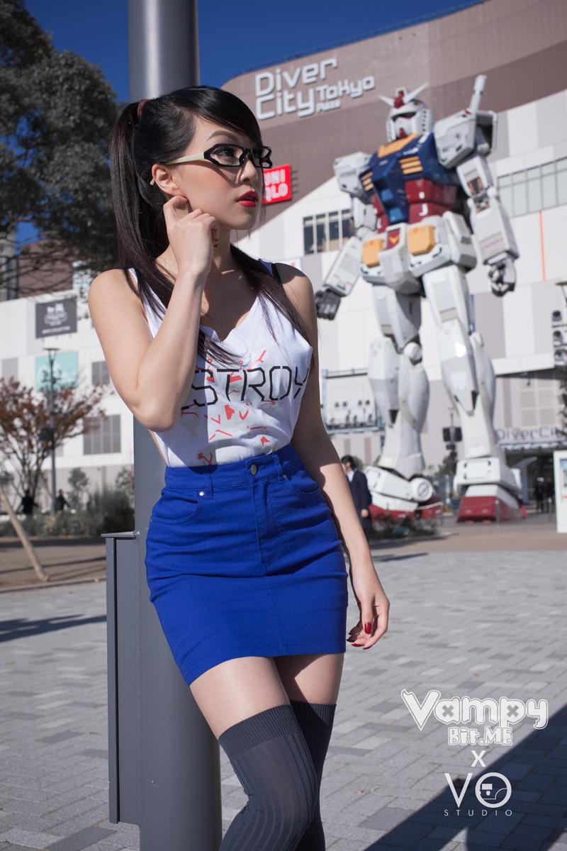 Gundam Sightings by VampBeauty