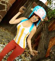 Tony Tony Chopper One Piece Cosplay by VampBeauty