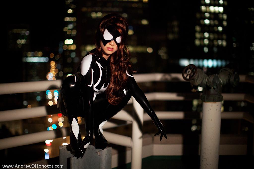 Spider Girl Anya Corazon by VampBeauty