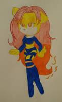 New O.C: Princess Miho by Tesshokuthedragon20