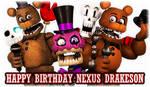 HAPPY BIRTHDAY NEXUS!
