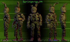 Springtrap V4 Complete
