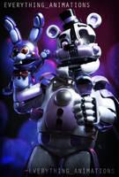 Funtime Freddy (FNAF SL) by EverythingAnimations