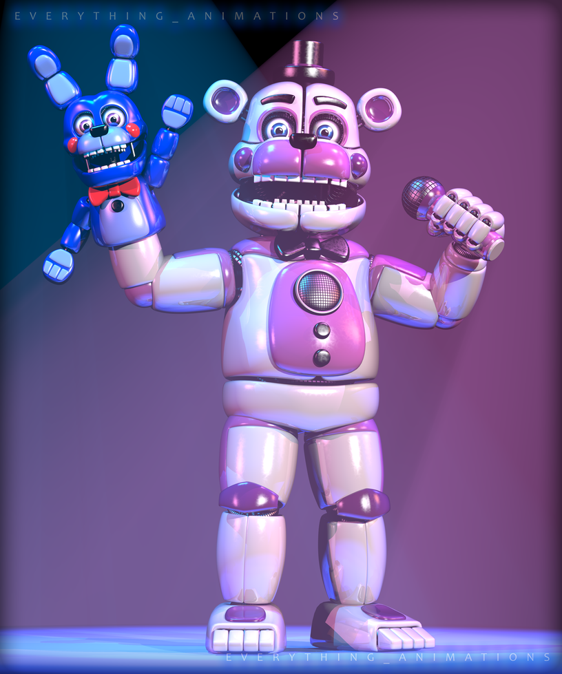 Funtime Freddy By EverythingAnimations On DeviantArt