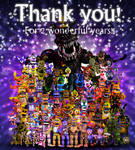 Thank you! for 2 Years!