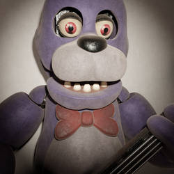 Aged/Real Bonnie by EverythingAnimations