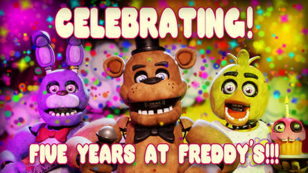 Five Years at Freddy's
