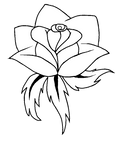 Rose Tattoo - WIP