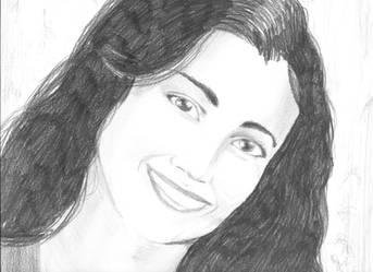 Claudia Caroline by ivanraposo