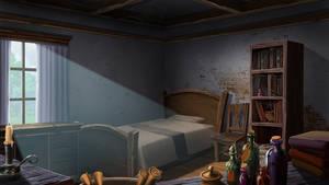 Magic room by wyne219