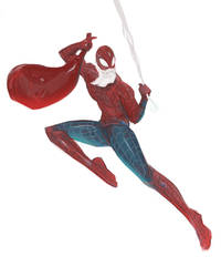 Spider Santa by anjosdg