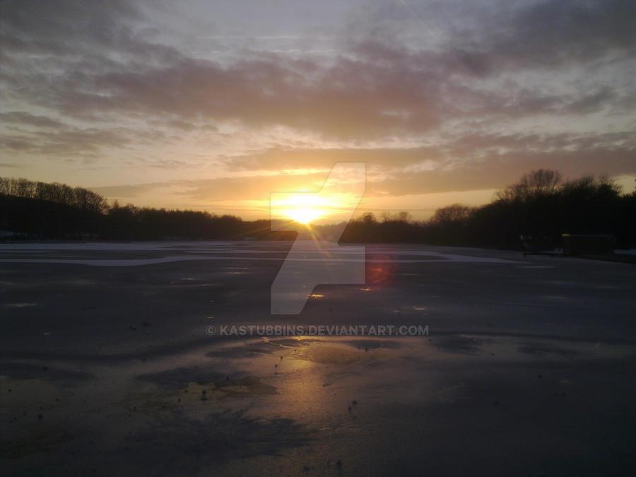 Ice Lake by kastubbins