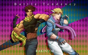 battle tendency rakintor style by rakintorworld