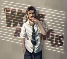 wolf among us by Sillwana