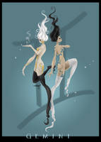 Gemini by Ciuin